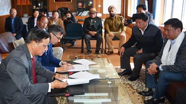 British Council and Arunachal Pradesh sign MoU on educational and cultural collaboration