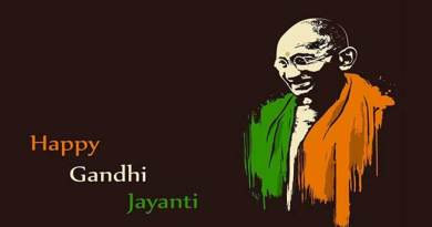 Arunachal Governor, CM wishes people on occasion of 'Gandhi Jayanti'