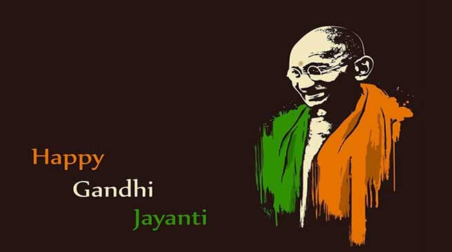 Arunachal Governor, CM wishes people on occasion of 'Gandhi Jayanti'