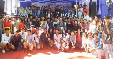 Arunachal: Government College Doimukh celebrates VIth Annual College Day