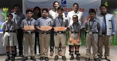 "Itanagar: HIM International School observes "" Vigilance Awareness Week"""