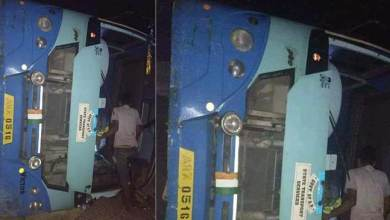 Photo of Arunachal: APST bus met with an accident, 1 died, 8 injured