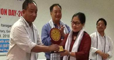 Itanagar:  National voluntary blood donation day observed