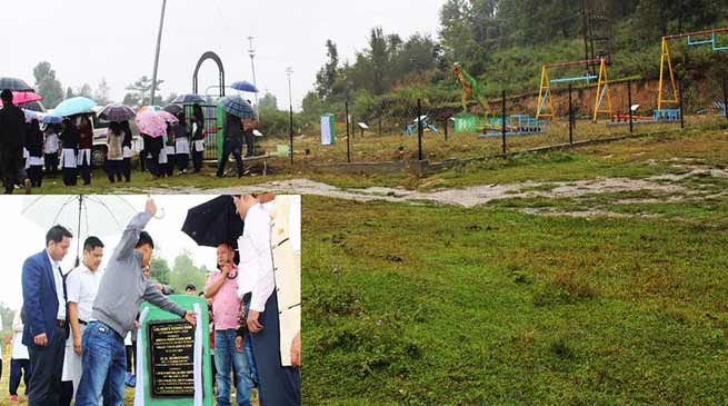Arunachal: Children Science Park inaugurated at Joram