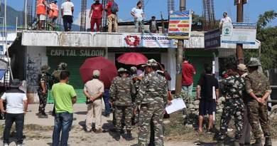 Arunachal: Eviction Drive from Chandranagar-Papu Nallah- second day