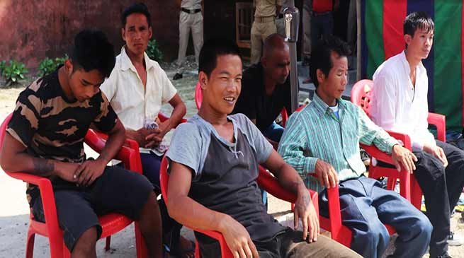 Arunachal:Six convicted prisoner released from Jail