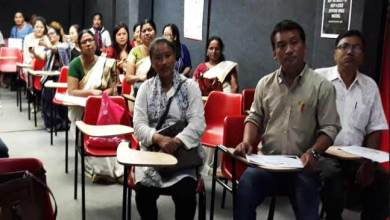 Itanagar-training for the In- service teachers concludes