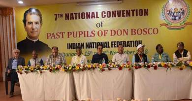 Itanagar : 7th National Convention of the Past Pupils of Don Bosco concludes
