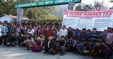 Arunachal: BRO labourers crying for their long-ignored demands