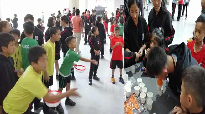Itanagar: Children's Day celebrated at HIM International School