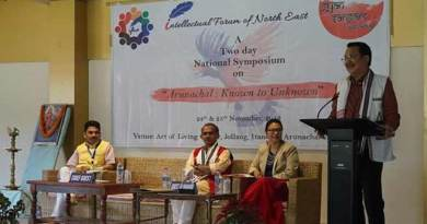 Itanagar: National Symposium on know Arunachal Pradesh