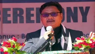 Photo of Arunachal:Editor joins politics