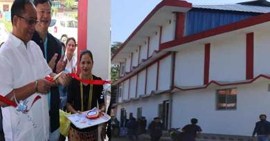 Arunachal:  Kaso inaugurates Techi Takar Multipurpose community Hall