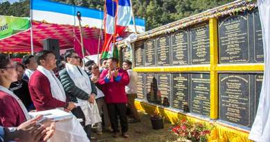 Arunachal: Khandu inaugurates several projects in Dirang Constituency