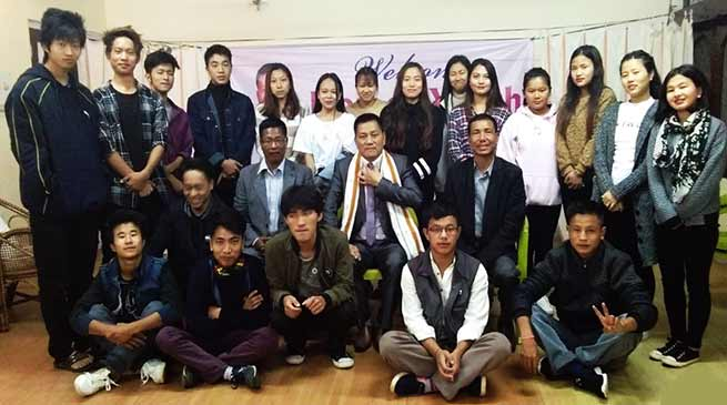 Arunachal: Apatani youths joins Ribia's 'Mission-2019'