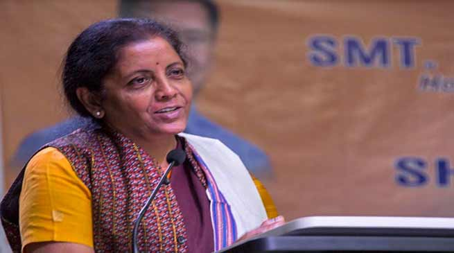 India, China need to compete but it should never end up in conflict- Sitharaman