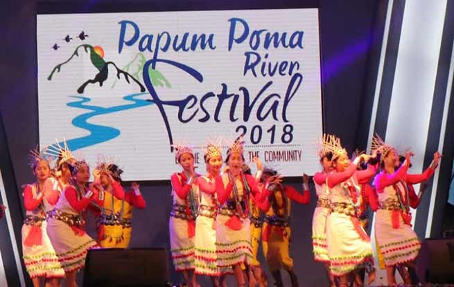 Arunachal: Rijiju inaugurates Papum Poma River Festival-2018