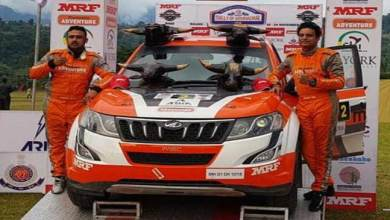Photo of Arunachal:Amittrajit Ghosh wins Rally of Arunachal 2018