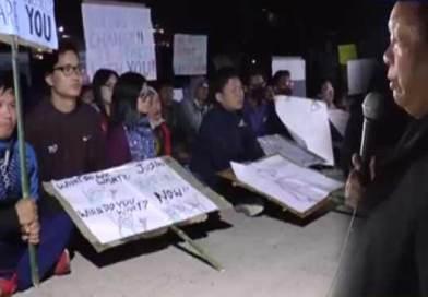 Entire team of APPSC should resign- Takam Sanjoy