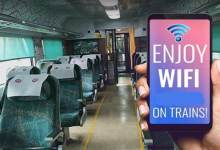 Assam: NF Railway introduced Free Wi-Fi  Entertainment in train