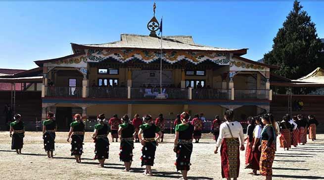 Arunachal: Govt. College Bomdila celebrates XIX Annual college day