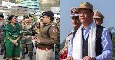 CM Pema khandu stated that Bomdila incident was unfortunate, Sitharaman, Rijiju take stock of Arunachal scout-Police clash.