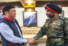 Photo of Arunachal: DGBR calls on CM Pema Khandu