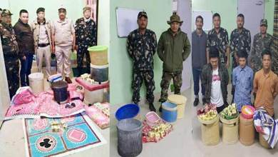 Photo of Arunachal: 15 gamblers arrested , recovered gambling materials
