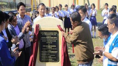 Photo of Arunachal: Kimin's students gets science park