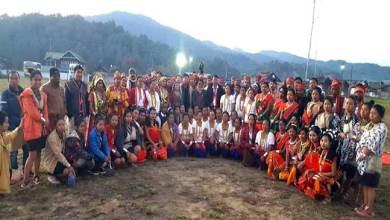 Photo of Arunachal: NE cultural extravaganza at Hija concludes