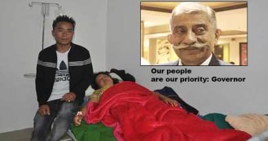 Arunachal Governor shows sense of duty towards public