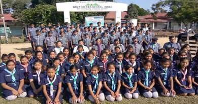 Arunachal: 5 days scout & guides camp concludes at Innao