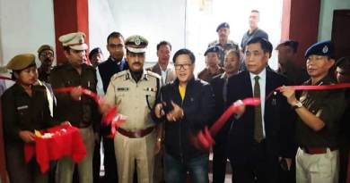 Arunachal: Kumar Waii inaugurates Women Police Station at Seppa in East Kameng dist