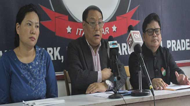 Arunachal: APCC executive to draw action plan for Assembly election-2019