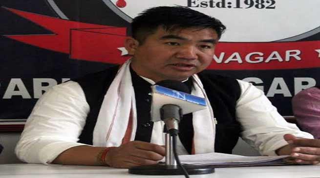Arunachal: APYC demands resignation from DCM