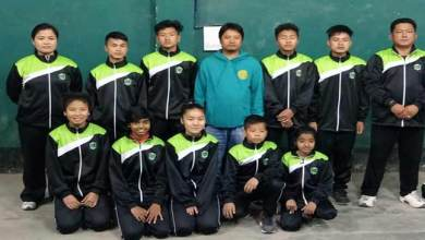 Itanagar: A Feather on HIM's crown , 2 student selected TT national tournament