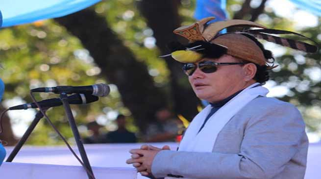 Arunachal:  Khandu Govt needs to come back for state development- Nabam Rebia