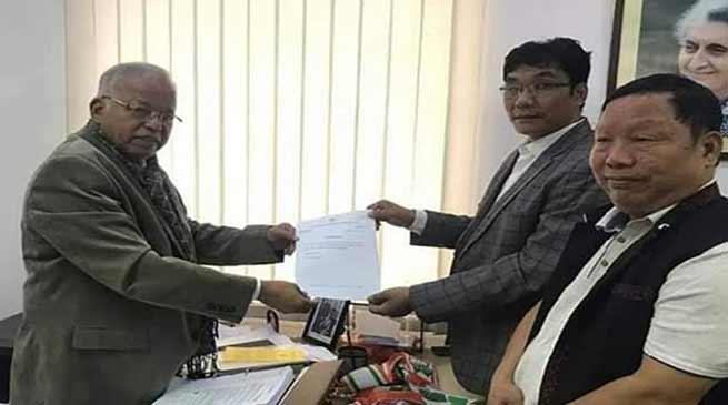 Arunachal: AICC appoints Takam Pario as CLP leader