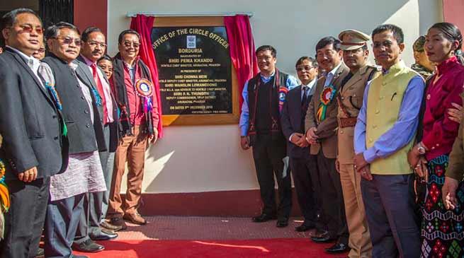 Arunachal:Khandu's Arunachal Rising campaign- second day