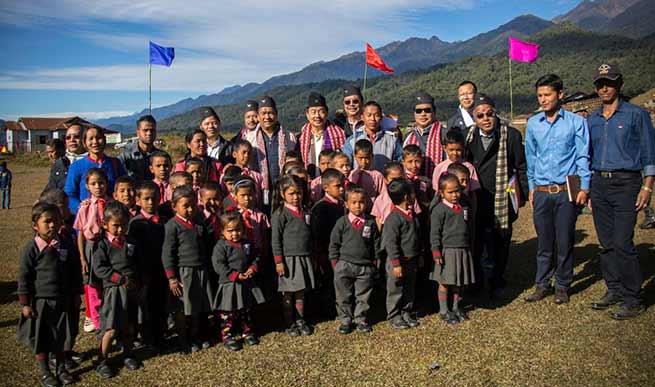 Arunachal Rising campaign: Team Arunachal reaches Vijaynagar
