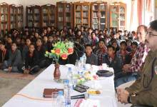 Photo of Itanagar: Capital police organise sensitisation on cyber crime with students