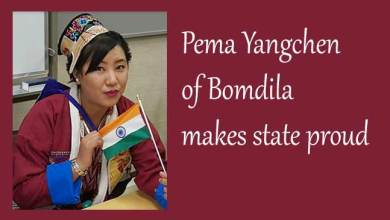 Photo of Arunachal: Pema Yangchen of Bomdila earns internship in UN'S FAO
