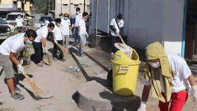 Photo of Arunachal: APACC conducts mass cleanliness drive at TRIHMS campus