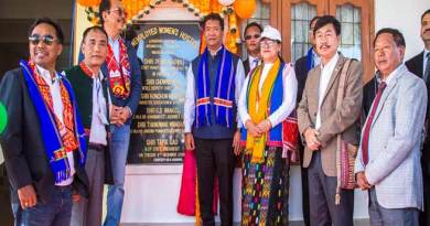 Arunachal CM begins his tour for Arunachal Rising Campaign