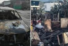 Photo of Itanagar: 7 houses gutted in 4 LPG cylinder blast