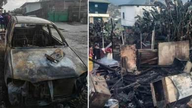 Itanagar: 7 houses gutted in 4 LPG cylinder blast