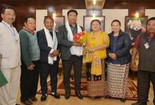 Photo of Arunachal: Apex bank employees donate one day's salary to CMRF