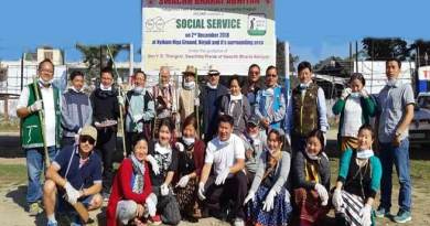 Arunachal: IFCSAP conducts social service