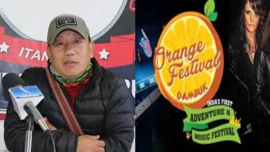 Photo of Arunachal: 5th edition of Orange festival of Adventure and Music to begin from December 15