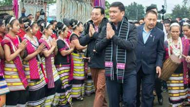 Photo of Creation of the SSB is a historic decision of state govt- Pema Khandu